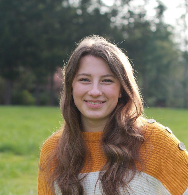 scholarship winner Natalie Eastburn