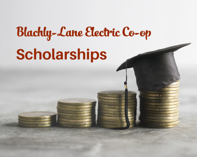 Blachly-Lane Scholarships